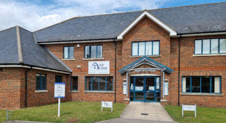 arch clinic exterior