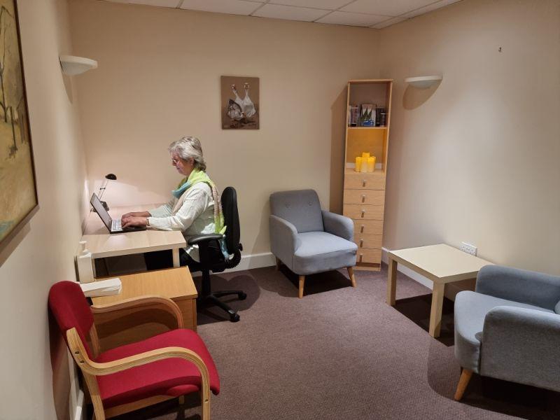 arch clinic treatment room